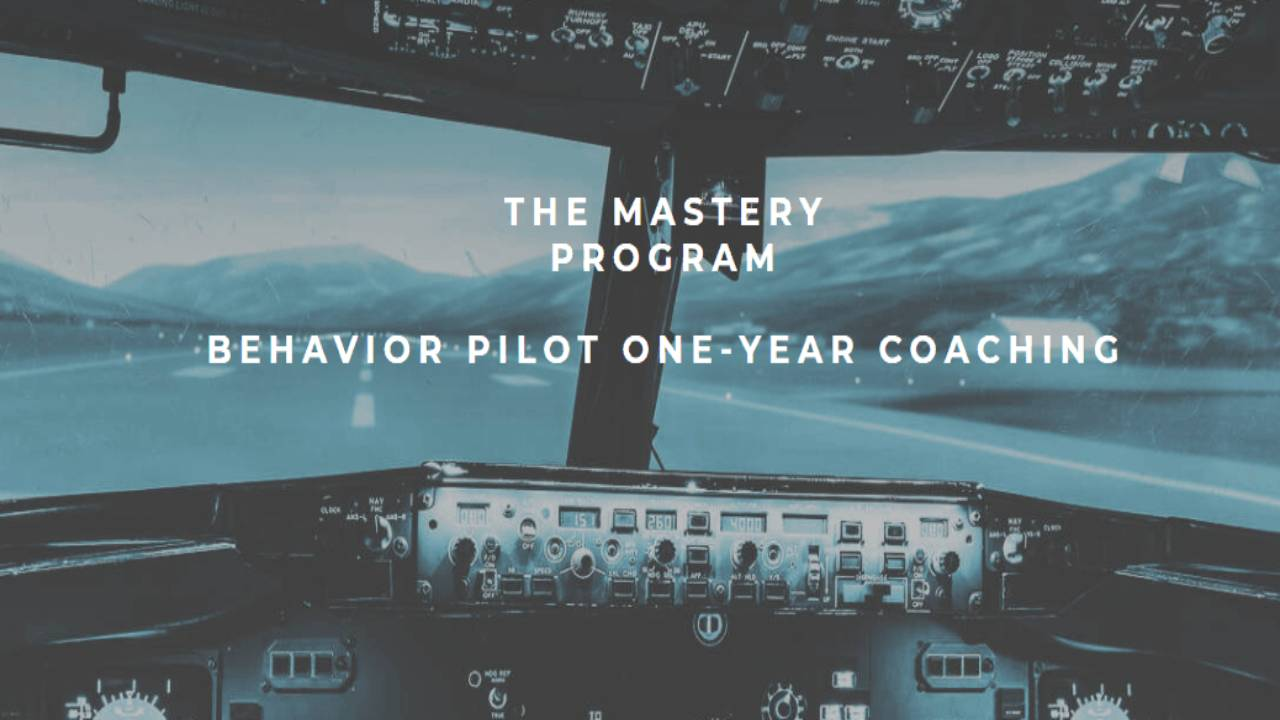 The Mastery Program by Chase Hughes