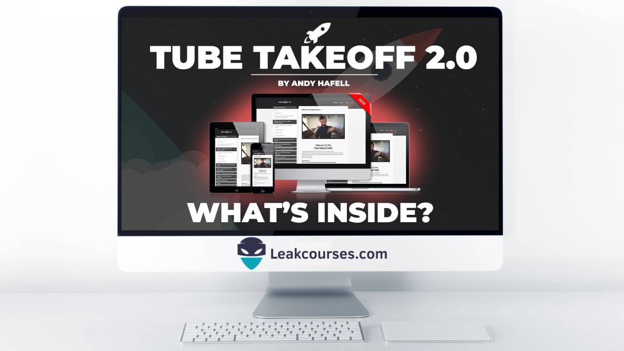Andy Hafell - Tube TakeOff 2.0