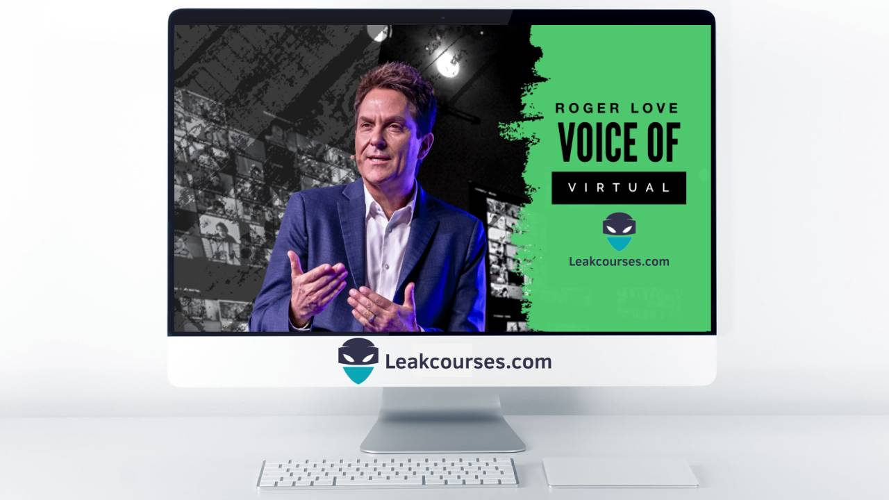 Roger Love Voice Coaching - Voice of Virtual