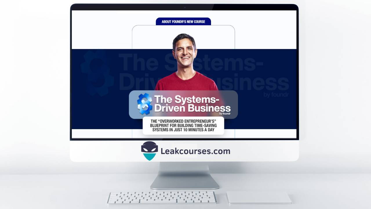 The Systems-Driven Business by Vinay Patankar - Foundr